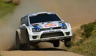VW Polo R WRC zwycięża po raz trzeci z rzędu