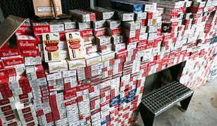 Niemcy. Polacy skazani za nielegalną produkcję papierosów