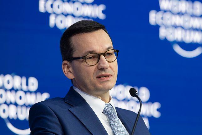 Premier Mateusz Morawiecki o zaproszeniu liderów opozycji: nasza intencja jest szczera