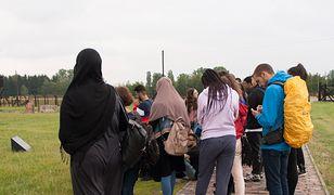 Ten fakt ws. oplutej muzułmanki przemilczała policja
