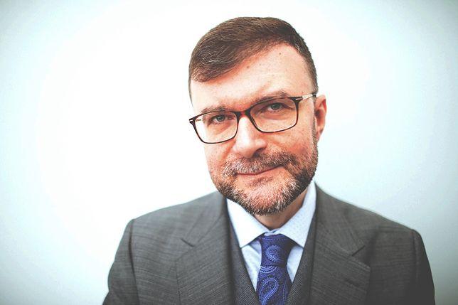 Jacek Dukaj: dramat egzystencjalny minie. To wtórne skutki walki z pandemią są groźne