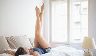 Depilacja laserowa daje efekt gładkich nóg na wiele lat