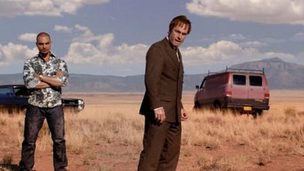 Better Call Saul S1:02 – Wnuczek (Mijo)