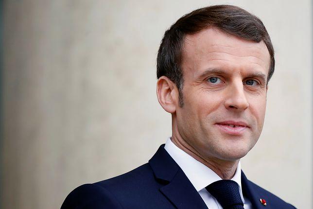 Prezydent Francji Emmanuel Macron odwiedzi Polskę. Znana nieoficjalna data