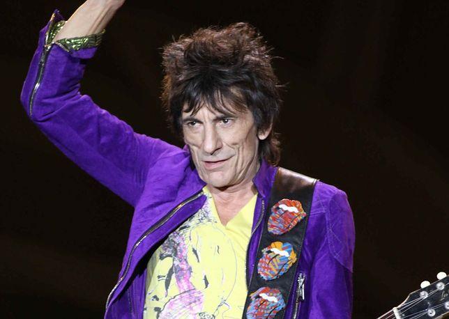 Ronnie Wood przeszedł operację. Co z trasą koncertową The Rolling Stones?