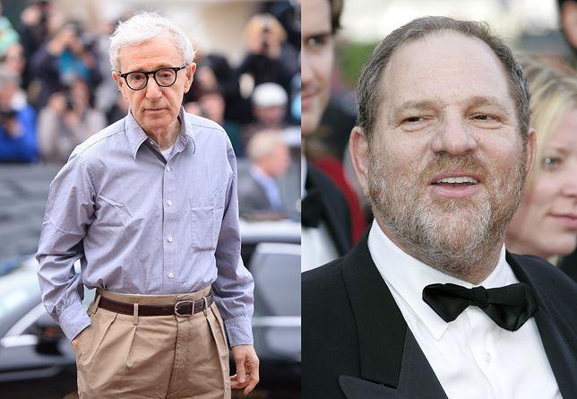 """Woody Allen broni Weinsteina? """"Jest smutnym, chorym facetem"""""""