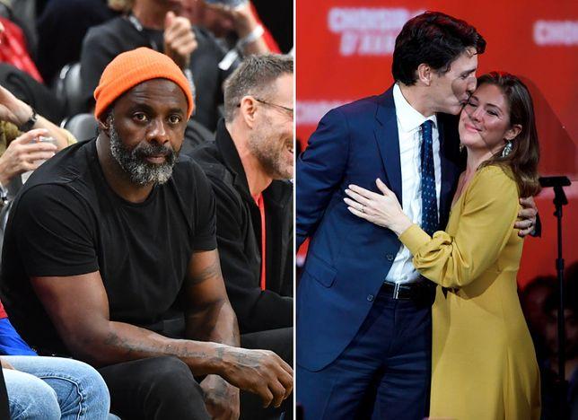 Idris Elba ma koronawirusa. Pozował do zdjęcia z zarażoną