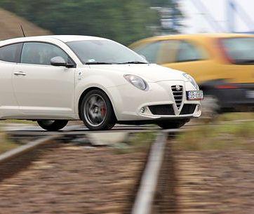 Alfa Romeo MiTo: listek na szczęście