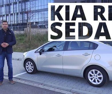 Kia Rio Sedan 1.4 DOHC 109 KM - test AutoCentrum.pl #146