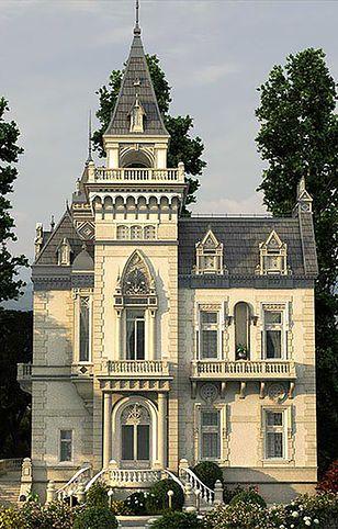 Luksusowe domy zostały wybudowane z myślą o zagranicznych nabywcach