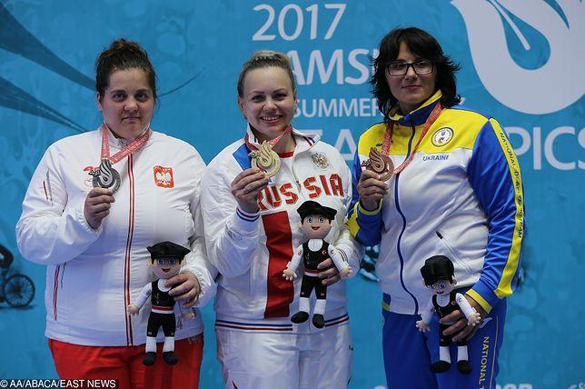 Pierwsza od lewej - Natalia Brzykcy