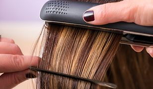Dobra prostownica po włosów ułatwia bezpieczne prostowanie kosmyków