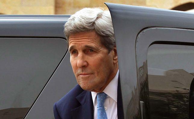Kolejna rozmowa Johna Kerry'ego z Siergiejem Ławrowem na temat Syrii