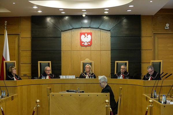 Ustawa o statusie sędziów TK do trzeciego czytania