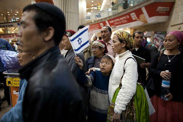 Zaginione plemię wraca do Izraela. Koniec dwóch tysięcy lat tułaczki