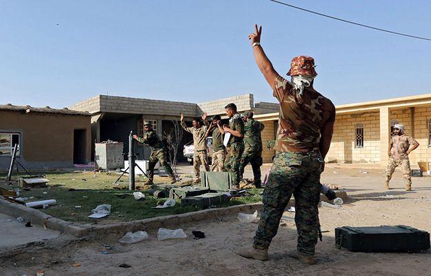 Irackie siły przejęły kontrolę nad częścią wschodnich obrzeży Mosulu