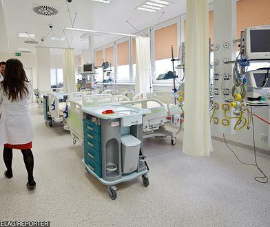 Daniela Lamas przedstawiła kulisy pracy na OIOM-ie i późniejsze problemy uratowanych pacjentów