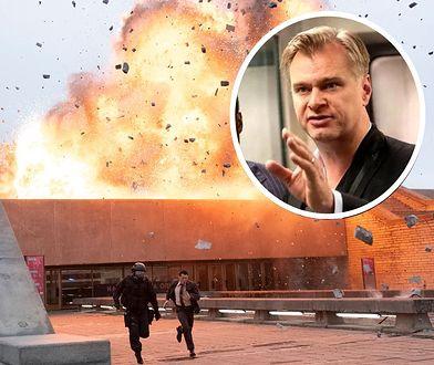 "Christopher Nolan to reżyser i scenarzysta ""Tenet"""