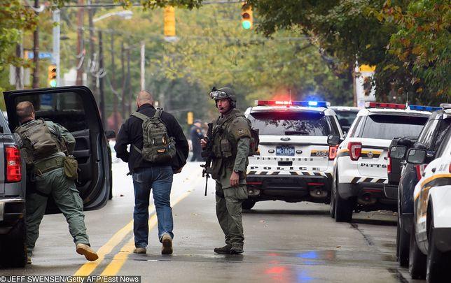 W Pittsburghu zginęło co najmniej 8 osób