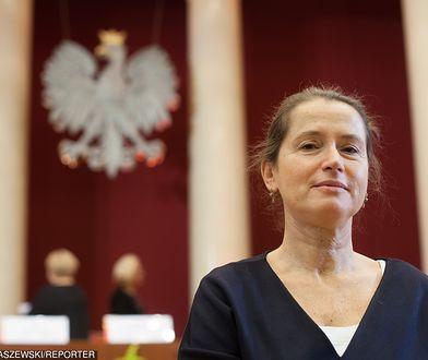 Monika Jaruzelska dostała ponad 8 tysięcy głosów i została warszawską radną