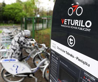 Warszawa. Medycy będą mogli jeździć za darmo rowerami miejskim