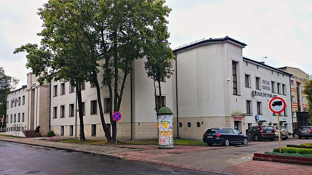 Ratusz w Sokołowie Podlaskim