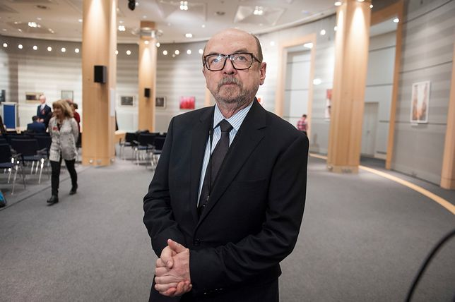 Ryszard Legutko współprzewodniczącym frakcji w Parlamencie Europejskim