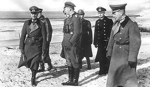 Polski szpieg Kazimierz Leski wykradł plany Wału Atlantyckiego podając się za niemieckiego generała