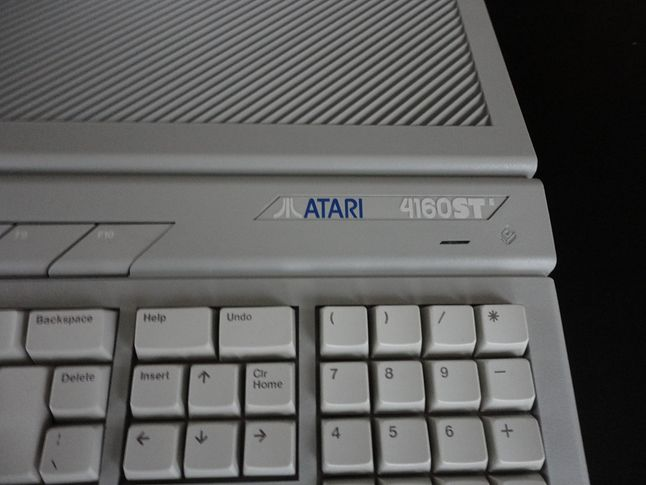 Atari 4160STE.