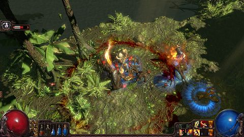 Path of Exile na weekend