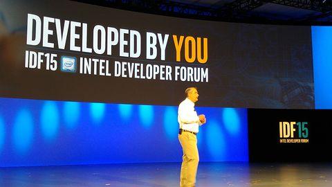 [IDF 2015] Intel Developer Forum rozpoczęte. Pecety nie są w centrum zainteresowania