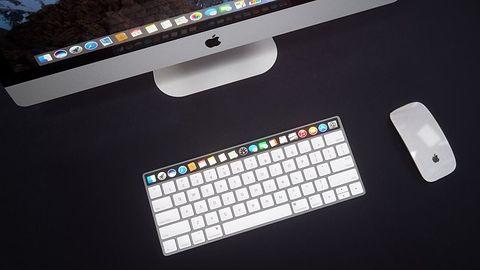 Apple'owi brakuje magii? Ta klawiatura E Ink raczej tego nie zmieni #Mac