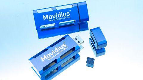 Movidius Neural Compute Stick – kieszonkowa sztuczna inteligencja od Intela
