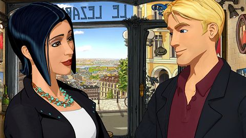 Nowa galeria z Broken Sword: The Serpent's Curse