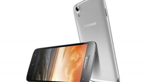 Tablet Lenovo S5000 i smartfon Vibe X z ultrasmukłymi obudowami