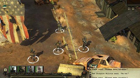 Nowy zwiastun Wasteland 2 — Prison Level Demo