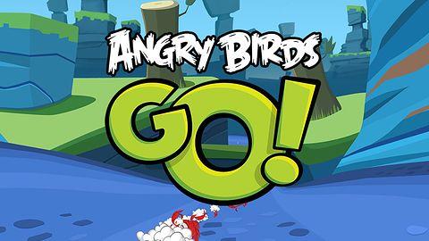 Angry Birds Go! zabierze ptaki i prosiaki na wyścigi