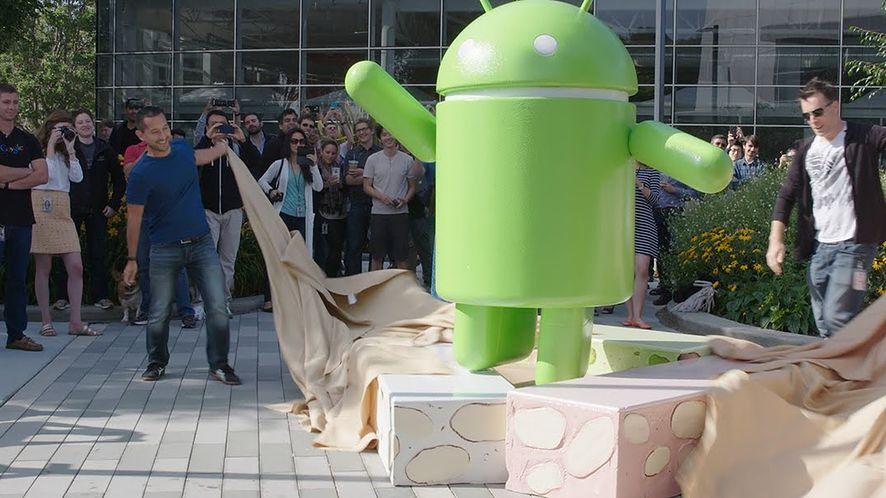 Android 7.1 Nougat na 0,2% urządzeń – pokonał 7-letniego 2.2 Froyo
