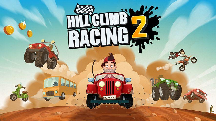 Hill Climb 2 Racing – zręcznościowe wyścigi na deszczową majówkę