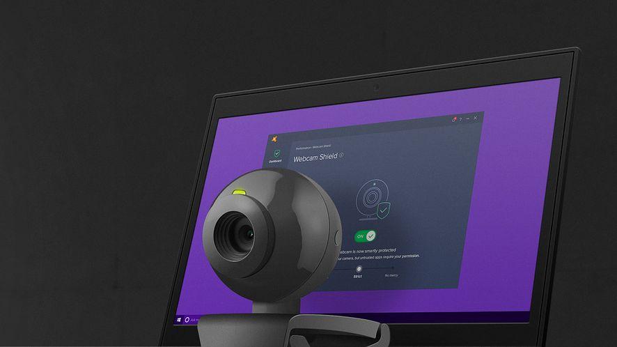 Obsługa Webcam Shield jest domyślnie włączona, funkcja nie wymaga dodatkowej konfiguracji.