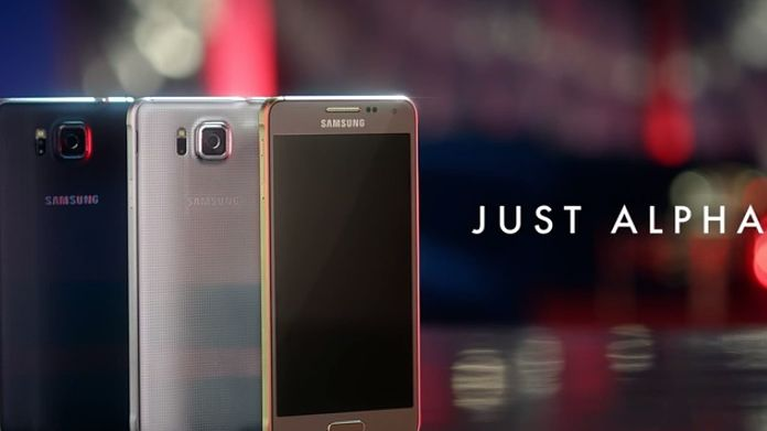 """""""Aluminiowy""""  Samsung Galaxy Alpha już we wrześniu wejdzie na rynek"""