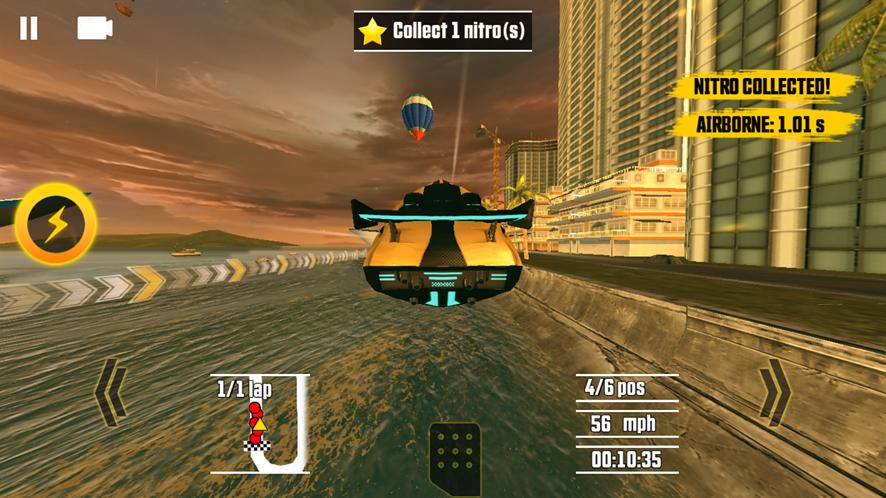 Szybko, coraz szybciej: Driver Speedboat Paradise na weekend