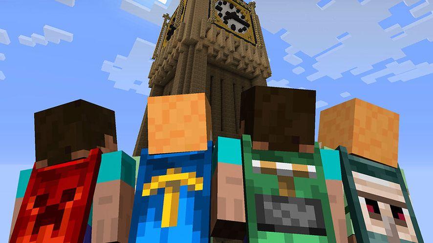 Klocki w szkole: Microsoft pragnie z Minecrafta uczynić narzędzie edukacji