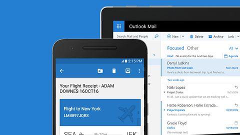 Mobilny Outlook z obsługą rozszerzeń: na razie na iOS-ie, wkrótce na Androidzie (aktualizacja)