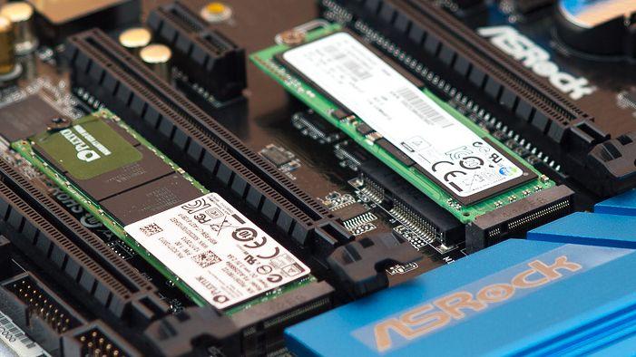 Nowe SSD SanDiska pokazują, że producenci inwestują w złącze M.2