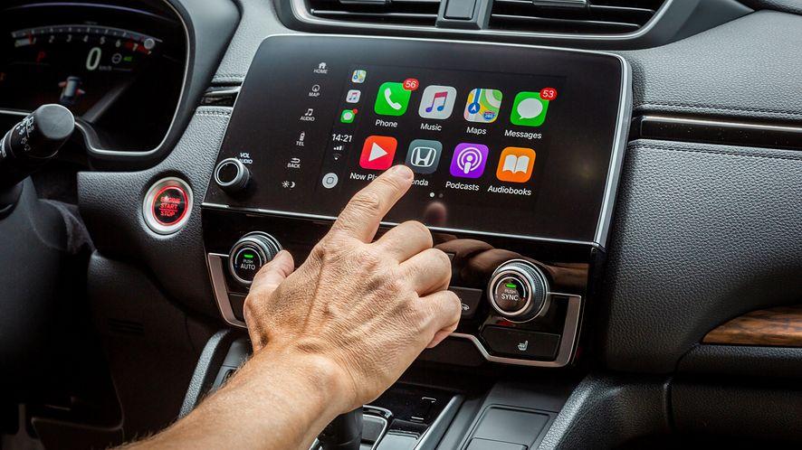 Systemy infotainment w samochodach wpływają na czas reakcji bardziej niż alkohol, fot. materiały prasowe Honda