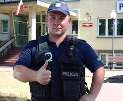 Polak bohaterem w Chorwacji. Uratował mężczyznę