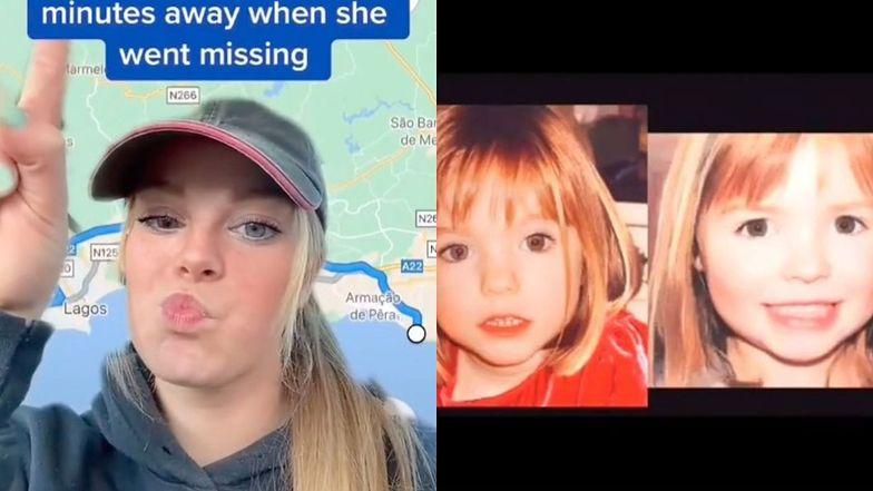 Kobieta twierdzi, że jest zaginioną Madeleine McCann. Sugerują badania DNA