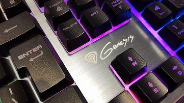 Dobra klawiatura na długie godziny grania – Genesis Rhod 500 RGB