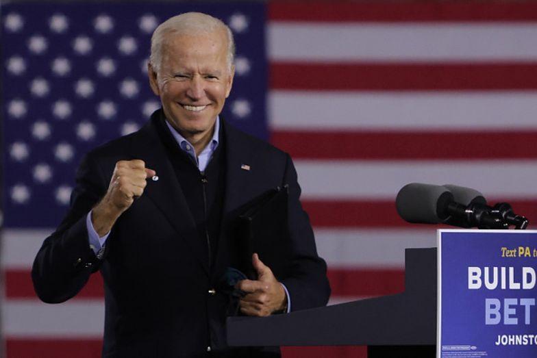 Koronawirus. Joe Biden mówi, co zrobi, gdy wygra wybory prezydenckie w USA